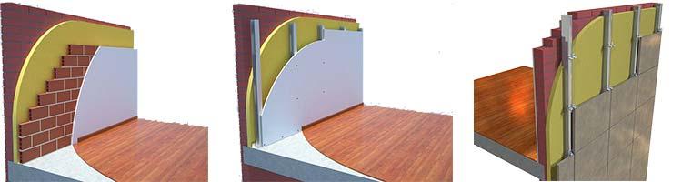 poliuretano proyectado fachadas
