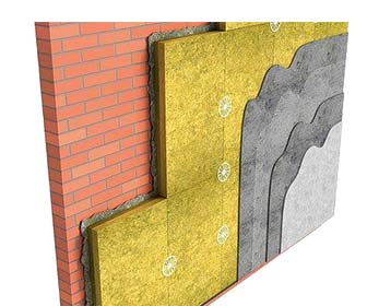 Cuanto cuesta la lana de roca precio m2 proyectada y en - Materiales de construccion aislantes ...