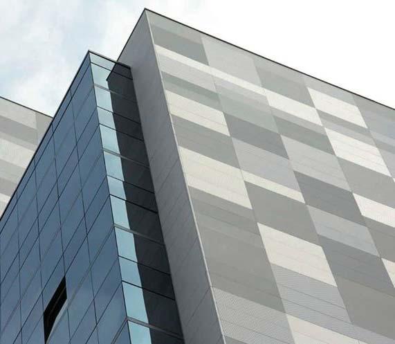 Fachadas ventiladas cer micas extrusionadas o prensadas - Revestimientos de fachadas modernas ...