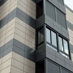 fachadas ventiladas grises