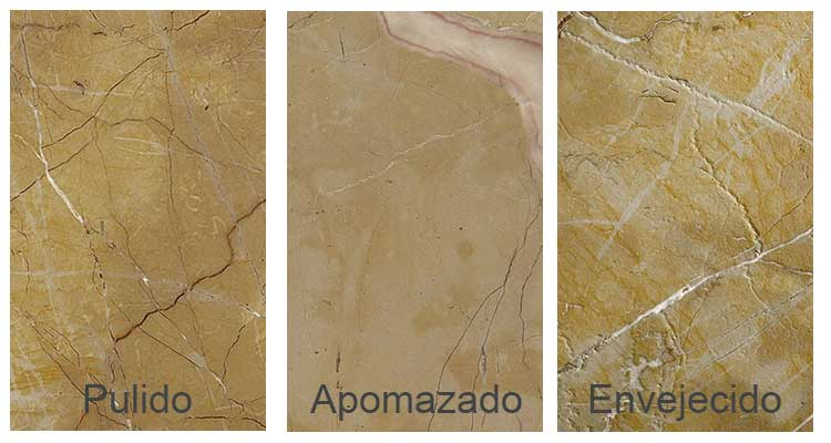 Características y precios de encimeras de mármol al descubierto