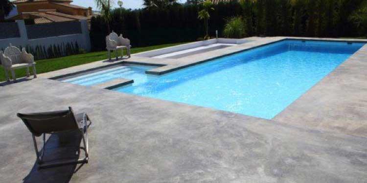 Revestimiento de piscinas con microcemento para interior o - Microcemento para piscinas ...