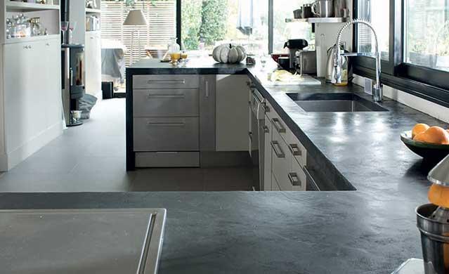 Consejos para utilizar microcemento en ba os y cocinas sin miedo - Encimeras de microcemento ...