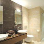 alicatar baño moderno