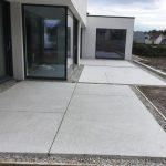 hormigon pulido exterior casa