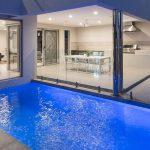 hormigon pulido piscina exterior